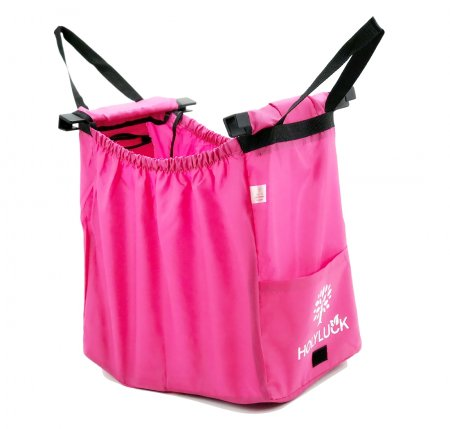 HOLYLUCK Reusable Grocery Bag,DHL free shipping to USA FUCHSIA