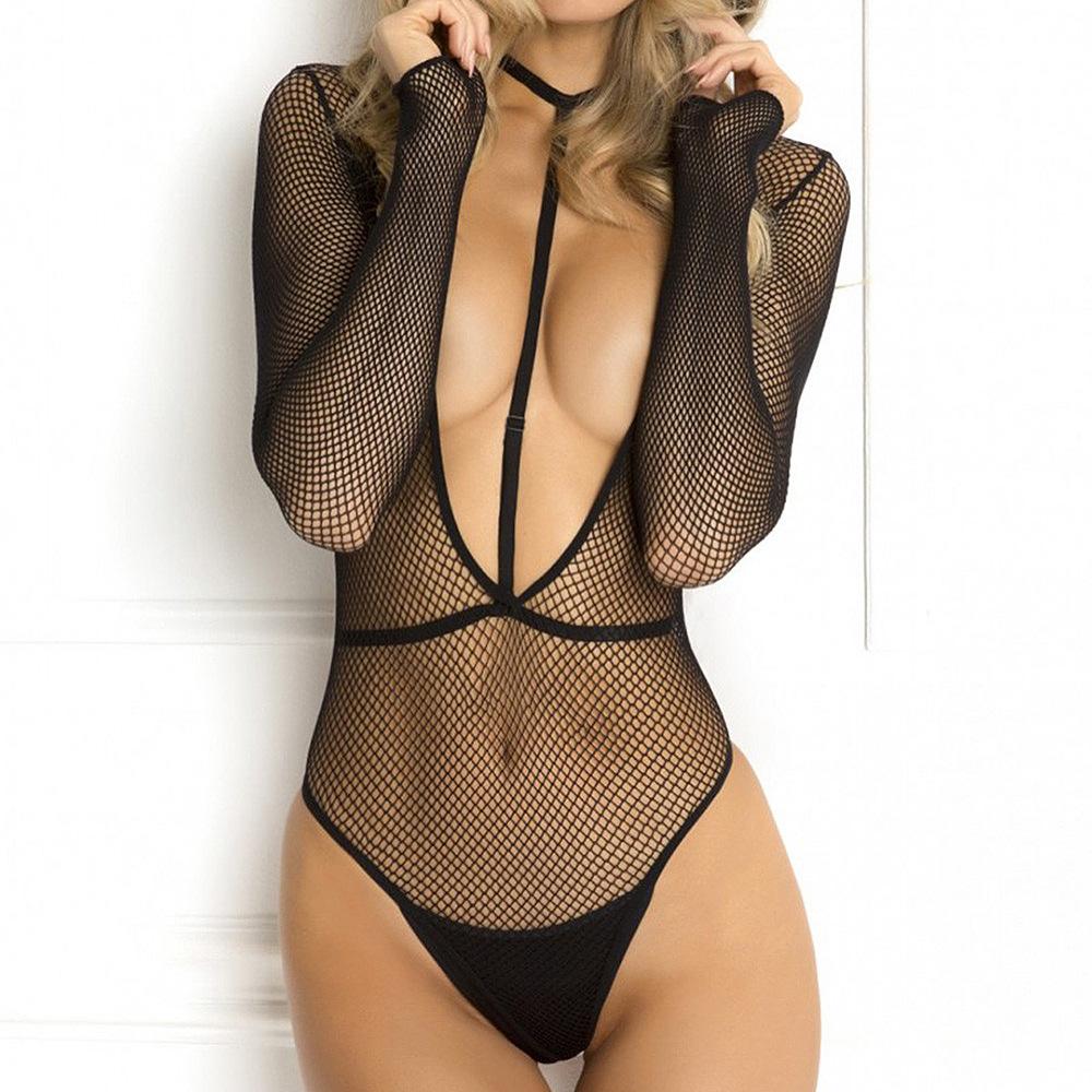 Sexy V Necked Back Necked Necklace