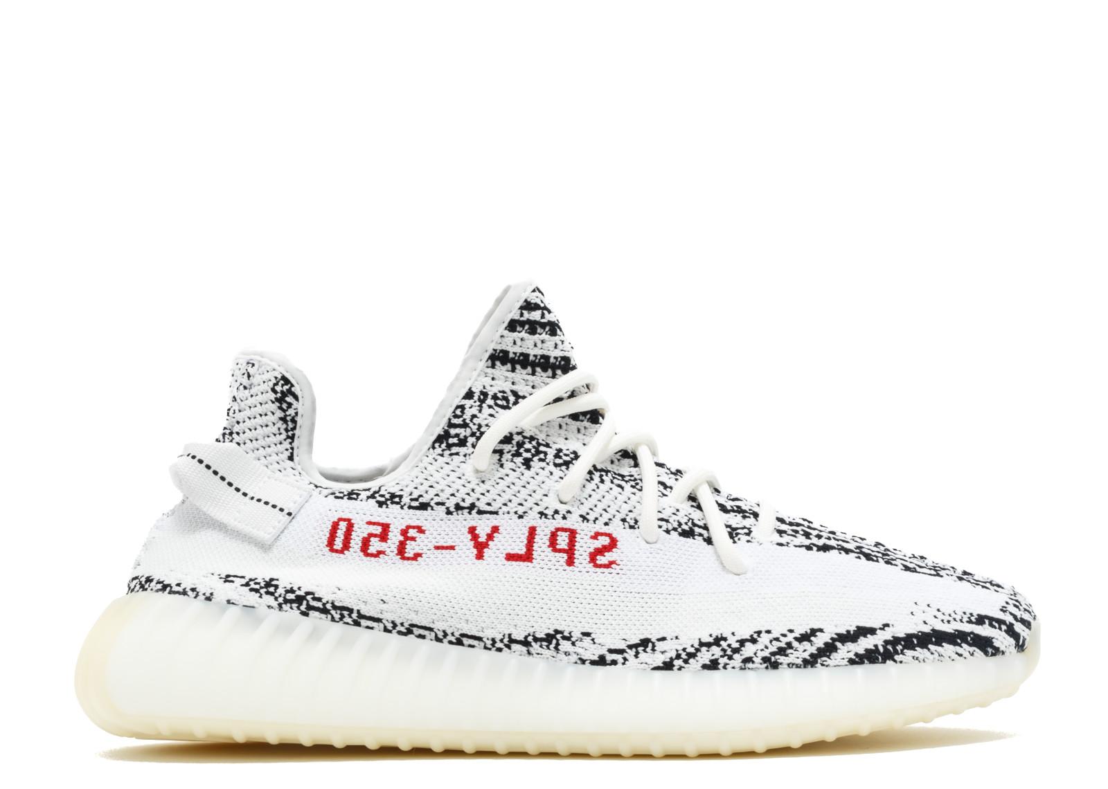adidas yeezy boost 350 v2 zebra women