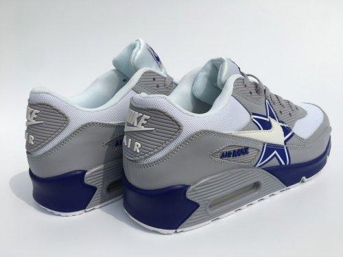Dallas Cowboys Shoes Nike Air Max For Sale