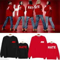 ALLKPOPER KPOP 4MINUTE Kim Hyun A SWEATER JUMPER COTTON Act7 HATE Pullover JiHyun
