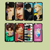 ALLKPOPER KPOP VIXX Cellphone Case Mini Album 5th Cover Shell Phone HONGBIN HYUK LEO