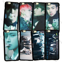 ALLKPOPER KPOP Monsta X  Phone Case THE CLAN 2.5 PART.2 GUILTY Cellphone Shell Cover WONHO