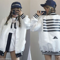 Kpop Bigbang Baseball Uniform G-Dragon Jacket TAEYANG MADE Coat Outwear