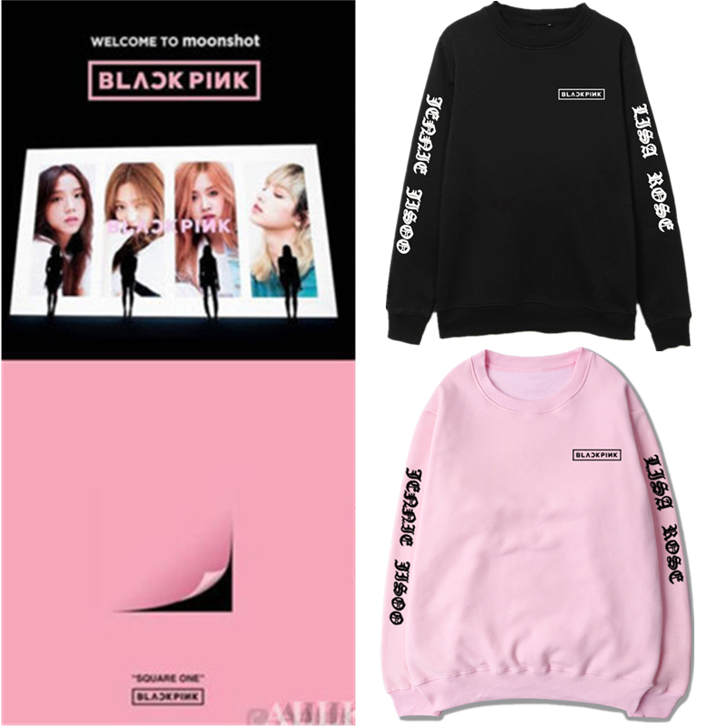 US$ 11.99 - ALLKPOPER Kpop Blackpink SQUARE TWO Sweater Unisex ...