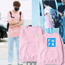 ALLKPOPER Kpop SHINEE ONEW Sweater Airport Fashion Hoodie Unisex Sweatershirt Pullover