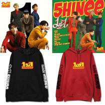 ALLKPOPER Kpop SHINEE 5th Album 1of1 Cap Hoodie Unisex Sweater Pullover Onew Sweatershirt