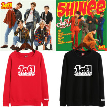 ALLKPOPER KPOP SHINEE 5th Album 1of1 Sweater Unisex Jonghyun Sweatershirt Onew Pullover
