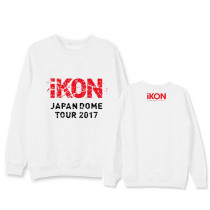 ALLKPOPER KPOP IKON DOME TOUR Sweater Bobby Sweatershirt Kim Dong Hyuk Long Sleeve B.I