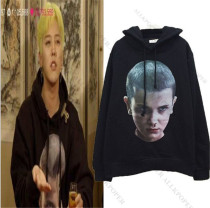 ALLKPOPER KPOP Bigbang G-Dragon Cap hoodie Sweater Unsiex Luhan Fashion Sweatershirt Coat