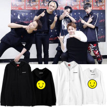 ALLKPOPER KPOP HIGHLIGHT Zipper Hoodie LIVE CAN YOU FEEL IT Concert Hoody Pullover Outwear Coat Lee Gi Kwang