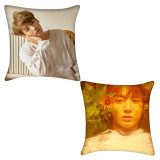 ALLKPOPERN KPOP BTS Pillow Case Bangtan Boys  Double-Sided Love Yourself Pillow Cover