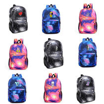 ALLKPOPER KPOP BTS BT21 Schoolbag Bangtan Boys Book Bags Love Yourself COOKY TATA Backpack