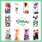 ALLKPOPER KPOP BTS J-HOPE Phone Case Birthday Bangtan Boys Cellphone Case Phone Cover Case
