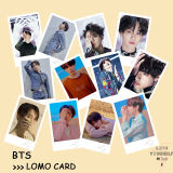 20pcs Kpop BTS Lomo Card Bangtan Boys FAKE LOVE Photocard SUGA JIMIN BTS Accesssories