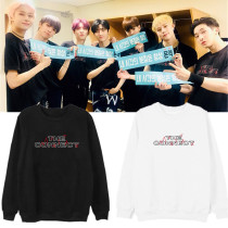 KPOP MONSTA X Sweatershirt The Connect SHOWNU JOOHEON WONHO Sweater Hoodie