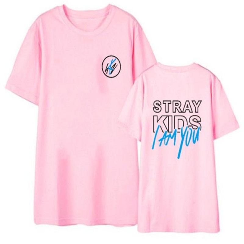 d210785b2 US$ 9.99 - ALLKPOPER KPOP Straykids T-shirt I Am YOU HYUNJIN Tee CHANGBIN  Tshirt SEUNGMIN Tops - www.allkpoper.com