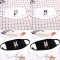 ALLKPOPER KPOP BTS Mouth Mask Bangtan Boys Face Respirator Muffle BT21 Cooky Face Respirator Cotton