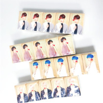 Kpop 10pcs BTS Facial tissue Bangtan Boys Mini tissues Speak Yourself SUGA V JIMIN JIN