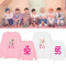 KPOP BTS Sweater  MAP OF THE SOUL PERSONA bangtan boysYouth League album around the same paragraph short-sleeved T-shirt V SUGA