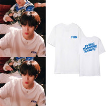 MONSTA X T-shirt Minhyuk FOR THE LOVE OF IT MV same short sleeve,shirt,Minhyuk