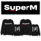 Kpop SUPER M sweater official same paragraph round neck sweater spring and autumn  MARK ,LUCAS