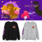 Kpop BTS Bangtan Boys Sweater Album Make It Right The same paragraph Round head collar Sweatshirt