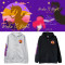 Kpop BTS Bangtan Boys Sweater  album Make It Right Same Paragraph Pullover Zipper Sweater