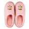 Kpop BTS Kpop Bangtan Boys Cotton Slippers Autumn and Winter Cartoon Indoor Home Warmth Slippers Thick Bottom Slip