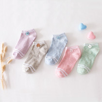 Kpop BTS Bangtan Boys Socks with the same Short Boat Socks Invisible Socks Low Top Breathable Socks