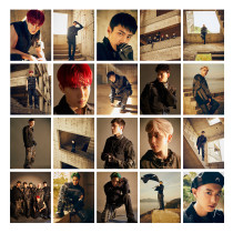 Kpop EXO Photo Card STRAY KIDS Star Postcard New Photo Photo LOMO Card Greeting Card