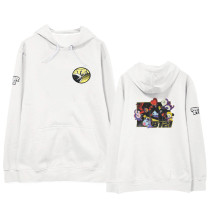 Kpop BTS Bangtan Boys Sweatshirt Fashion Korean Cute Hooded sweater Hoodie CHIMMY COOKY KOYA