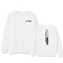 Kpop ITZY Sweater Concert SHOWCASE TOUR Same Round Neck Sweater Top