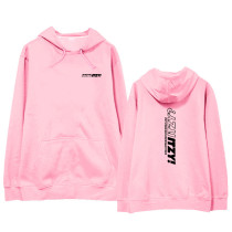 Kpop ITZY Concert SHOWCASE TOUR With Hoodie Sweater Hoodie Top YUNA YEJI