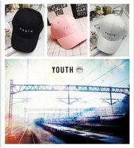 ALLKPOPER Kpop BTS Hat Japan 2nd Album YOUTH Adjustable Cap Unisex Snapback Jimin