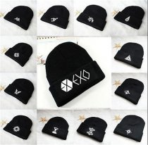 ALLKPOPER Kpop EXO Beanie Hat Knit Cap SKI Baekhyun Chanyeol Winter Constellation