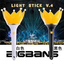 ALLKPOPER Merchandise Kpop Bigbang G-Dragon Light stick Ver.4 YG Fan Eshop Lightstick VIP Crown Lotus