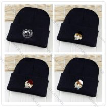 ALLKPOPER KPOP BTS Merchandise Cartoon Cap Bangtan Boys Knit Beanie Hat Suga J-Hope Jimin