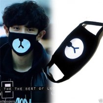 ALLKPOPER Kpop EXO Chanyeol Lucky Bear Mouth Mask Chan yeol 2015 New Arrival Face Muffle