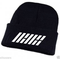 ALLKPOPER KPOP IKON Beanie Hat Unisex Bobby B.I Adjustable Knit Cap SKI Winter