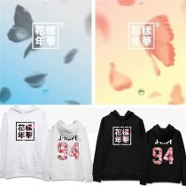 ALLKPOPER KPOP BTS Cap Hoodie Sweater In Bloom Sweatershirt Young Forever Jung Kook J-Hope