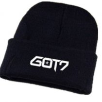 ALLKPOPER Kpop GOT7 Jackson Beanie Hat Mark JB JR Bambam Adjustable Cap