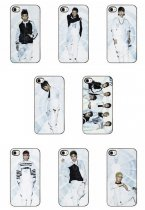 ALLKPOPER GOT7 Cellphone Case First Album Identify JB Jr Mark Jackson Phone Cover