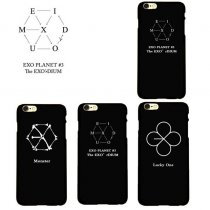 ALLKPOPER Kpop EXO Cellphone Case EXO'rDium Planet #3 Mobile Cover Shell Monster Chanyeol