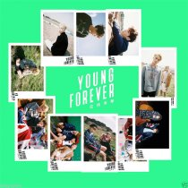 ALLKPOPER 30pcs Lomo Card Bangtan Boys YOUNG FOREVER EXO SEVENTEEN BTS In Bloom PT2 Photo