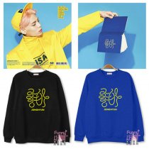 ALLKPOPER KPOP SHINEE Jonghyun Sweater New Album She is New Hoodie Unisex Long Sleeve