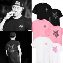 ALLKPOPER Kpop EXO Luhan RELOADED T-shirt Unisex Tee Tshirt Cotton Tops Short Sleeve