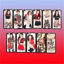 ALLKPOPER Kpop Twice Cellphone Case CHEER UP Phone Mobile Shell Cover DaHyun Momo Mina New