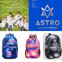 ALLKPOPER KPOP Astro Bag 2nd Mini Album Summer Vibes Backpack Tarry Sky Satchel Rocky MJ