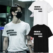 ALLKPOPER KPOP GOT7 Fly Concert JR T-shirt Unisex Tee New Tshirt Short Sleeve Cotton